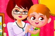 Baby Cure & Care game