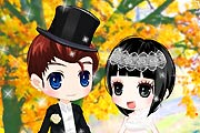 Golden Autumn Wedding