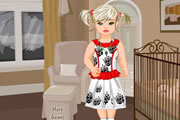 Sally Dress up Baby game