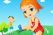 Summer Baby game